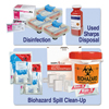 Kits and Trays Emergency Kits: Unimed Essential OSHA Compliance Kit