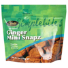 Pamela's Products Pamelas Ginger Mini Snapz Cookies BFG 32104