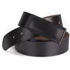 Red Kap Mens No-Scratch Leather Belt UNF AB12BK-RG-M