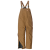 Red Kap Mens Insulated Blended Duck Bib Overall UNF BD30BD-RG-S