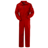 Bulwark Mens EXCEL FR® Premium Coverall UNF CEB2RD-LN-42