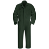workwear coveralls: Red Kap - Men's Twill Action Back Coverall
