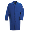 Bulwark Mens EXCEL FR® Lab Coat - 7 oz. UNF KNL2RB-RG-L