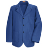 Red Kap Mens Lapel Counter Coat UNF KP10RB-RG-M