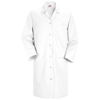 Red Kap Womens Lab Coat UNF KP13WH-RG-S