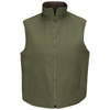 Horace Small Unisex Recycled Fleece Lined Vest UNF NP3129-RG-M