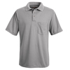 workwear: Red Kap - Men's Performance Knit® Polyester Solid Shirt