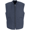 Red Kap Mens Quilted Vest UNF VT22NV-RG-M