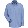 Wrangler Workwear Mens Work Shirt UNF WS10LB-RG-M