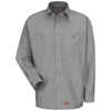 Wrangler Workwear Mens Work Shirt UNF WS10SV-RG-XL