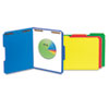 File Boxes: Universal® Reinforced Top Tab Folders with Fasteners
