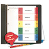 Universal Universal® Table of Contents Dividers for Printers UNV 24800