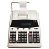 Victor Victor® 1230-4 Fluorescent Display Two-Color Printing Calculator VCT 12304