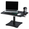 Victor Victor® DC240 Adjustable Laptop Stand with Storage Cup VCT DC240B