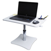 Victor Victor® DC240 Adjustable Laptop Stand with Storage Cup VCT DC240W