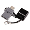 IV Supplies Access Devices: Verbatim® Store 'n' Go Dual USB Flash Drive for OTG Devices