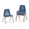 "Virco Virco® 9000 Series Classroom Chairs, 12"" Seat Height VIR 901251"