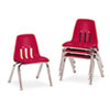 "virco: Virco® 9000 Series Classroom Chairs, 12"" Seat Height"
