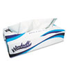 facial tissue: White Facial Tissue