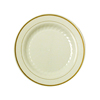 Disposable Plates Plastic Plates: Masterpiece Plastic Dinnerware