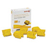 Xerox Xerox 108R01016 Ink Stick, 16900 Page-Yield, Yellow, 6/Box XER 108R01016