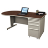 Marvel Group Teachers Conference Desk MLG ZTCD7230-FT-FM