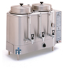 Wilbur Curtis Urn Brewer, Twin, 3 Gallon, 3-Phase WCS RU-300-20