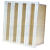 Air and HVAC Filters: Purolator - Serva-Cell® PV V-Configuration Rigid Cell Filter, MERV Rating : 13