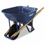 Jackson Professional Tools Jackson® Contractors Wheelbarrows JCP027-M6T22BB