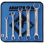 Armstrong Tools Double Head Flare Nut Wrench Sets ARM069-28-155