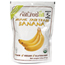 Nature's All Foods Fair Trade Raw Dried Banana BFG05531