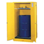 Justrite Yellow Vertical Drum Safety Cabinets JUS400-896260