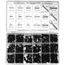 Precision Brand Metric Socket Head Screw Assortments PRB605-12980