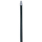 Rubbermaid Commercial Self-Locking Wood Broom Handle with Metal Thread RCP6357