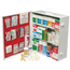 Swift First Aid Medium Industrial 180 First Aid Cabinets SFA714-34180LFP