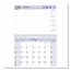 At A Glance AT-A-GLANCE® QuickNotes® Desk/Wall Calendar AAGPM5028