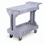 Akro-Mils ProCart™ 2-Shelf Utility and Service AKR30930GREY