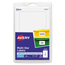 Avery Avery® Removable Self-Adhesive Multi-Use ID Labels AVE05450