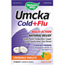 Nature's Way Umcka Cold+Flu Chewable, Orange BFG82688