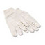 Boardwalk Men's Knit Wrist Gloves - Large BWK7