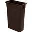 Carlisle Trimline Trash Can CFS34202369CS