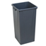 Carlisle Centurian™ Tall Square Container 23 Gallon CFS34352323CS