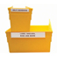 C-Line Products HOL-DEX Permanent Peel & Stick Shelf/Bin Label Holders, 3/4