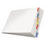 Cardinal Brands Cardinal® Paper Insertable Dividers CRD84816