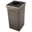 Commercial Zone Products 30-Gallon StoneTec Waste Container CZP722118