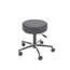 Drive Medical Padded Seat Revolving Pneumatic Adjustable Height Stool 13078
