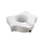 Drive Medical Elevated Toilet Seat without Arms RTL12026