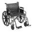 Drive Medical Sentra EC Heavy Duty Wheelchair STD22ECDDA-SF
