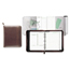 Day Timer Day-Timer® Sienna Simulated Leather Starter Set DTM48432
