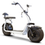 EWheels (EW-08) Fat Tire Scooter + White Glove Delivery, White EWHEW-08W-WHITEGLOVE